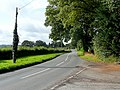 B4399 towards Holme Lacy - geograph.org.uk - 1458897.jpg