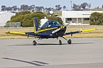 BAE Systems Australia (VH-PGH) New Zealand Aerospace CT-4A Airtrainer taxiing at Wagga Wagga Airport.jpg