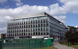 White City Place - Image: BBC White City in London, spring 2013 (4)