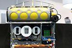 BIROS Satellit- Feuerfernerkundung und Frühwarnsystem im Erdorbit (27363757646).jpg