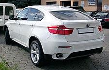 BMW X6 rear 20081002.jpg