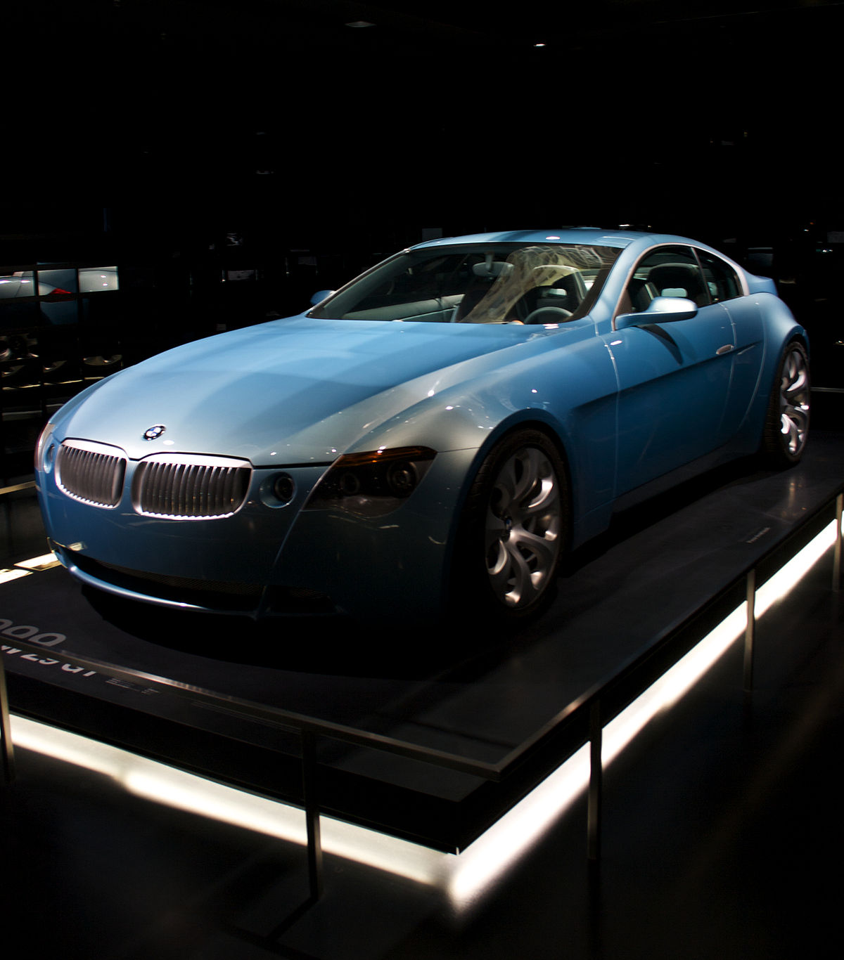 Bmw Z Coupe: Wikipedia