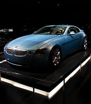 BMW Z9 - BMW Z9