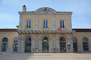 Gare de Bourg-en-Bresse - Bourg-en-Bresse railway station