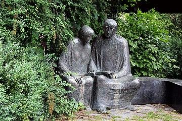 Bad Wörishofen Meister Eckhart (Skulptur) 2012.JPG
