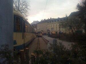 Baden tram