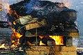 Bagmati River, Pashupatinath, Nepal バグマティ川とパシュパティナート火葬場 5861.jpg