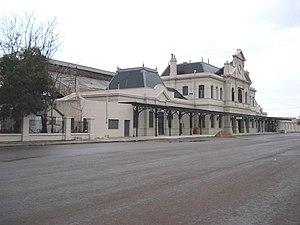 Bahía Blanca - Estacion de Ferrocarril 01