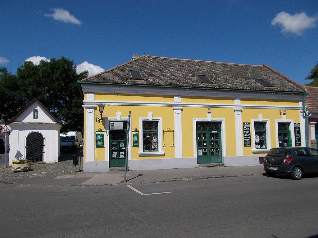 File:Bakery and dwelling house. Monument ID 3532 - Szentendre. Kossuth ...