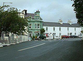 Ballaugh Human settlement in the United Kingdom