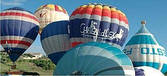 Fragneto Monforte - Image: Balloon 3