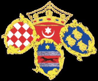Ban (title) - Ban of Croatia's standard