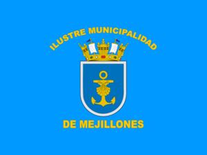 Mejillones - Image: Bandera Mejillones