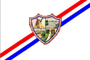 Salto del Guairá - Image: Bandera de Salto del Guairá