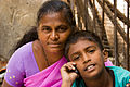 Bangalore mom and son on cellphone November 2011 -14-2.jpg