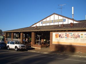 Bangor, New South Wales - Bangor Tavern, Menai Road