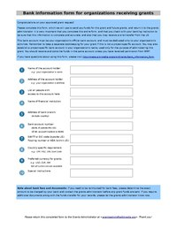 Bank information form - organizations.pdf