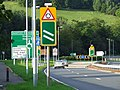Bankfoot roundabout - geograph.org.uk - 958452.jpg