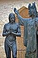 Baptism of Clovis, Basilique Saint-Remi de Reims.jpg