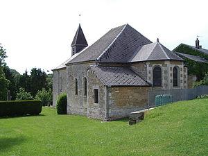 Barbaise - The Church of Barbaise