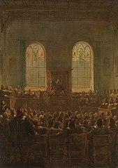 Anno 1632. De inwijding van het Athenaeum te Amsterdam