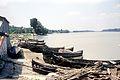 Barques de pêche traditionnelles du delta du Danube.jpg