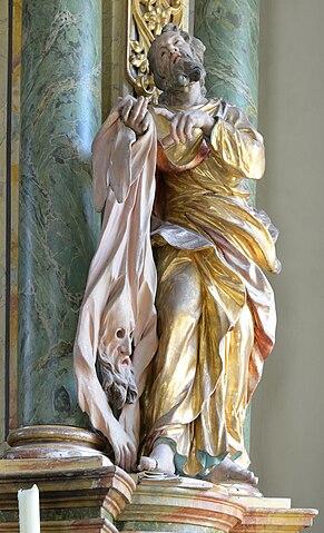 Bartholomäus Apostel St. Magdalena Kirche Tagusens.jpg