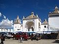 Basílica Menor de Copacabana, vista exterior.jpg