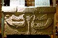 Base of a column with Albanian inscription.JPG