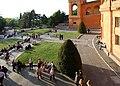 Basilica della Beata Vergine di San Luca sul Colle della Guardia, piazzale antistante la basilica. - panoramio.jpg