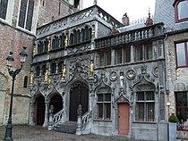 Basilica of the Holy Blood - Saint-Baselius Chapel, Bruges, Belgium..jpg