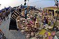 Basket Stalls - West Bengal State Handicrafts Expo - Milan Mela Complex - Kolkata 2014-12-06 1162.JPG