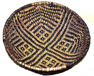 Basketmaker III Era - Basket, Basketmaker Culture, Ancestral Pueblo