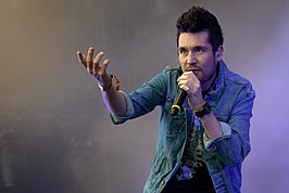 Dan Smith met Lollapalooza