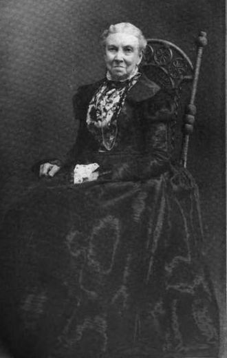 Bathsheba W. Smith - Image: Bathsheba W. Smith