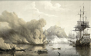 Battle of Palermo Naval battle during the Franco-Dutch War