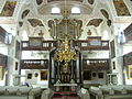 Bayreuth Ordenskirche Innen Hochaltar 1.JPG