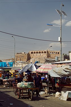 Bazaar in Kirkuk's city center 07.jpg