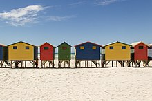 Beach Cabin Changing Room