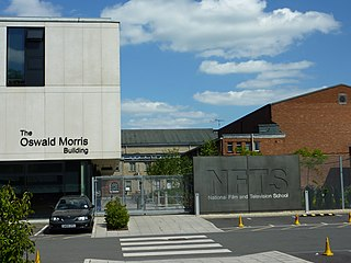 Beaconsfield Film Studios Film and television production facility in Buckinghamshire, England