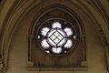 Beaumont-en-Auge église Saint-Sauveur rosace.JPG