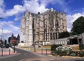 La Cattedrale di San Pietro di Beauvais