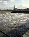 Beckton STP, Activated Sludge Tank - geograph.org.uk - 1481906.jpg