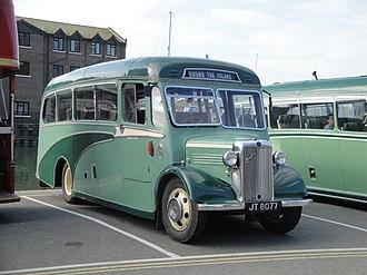 Duple Coachbuilders - 1937 Bedford WTB / Duple
