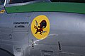 Beech T-34A Mentor Silver RNoseArt TICO 13March2010 (14412758640).jpg