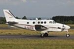 Beechcraft C90 King Air, Private JP7134101.jpg