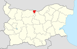 Belene Municipality within Bulgaria and Pleven Province.