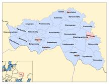 Belgorodská oblasť