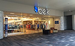 c2c8ca1cb6e Belk store in Greenville