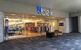 Belk - Belk store in Greenville, South Carolina